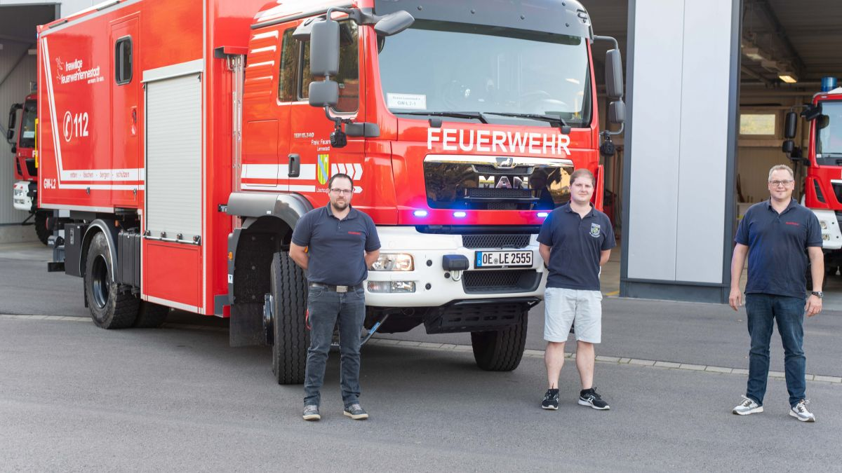 125 Jahre Feuerwehr Grevenbrück!