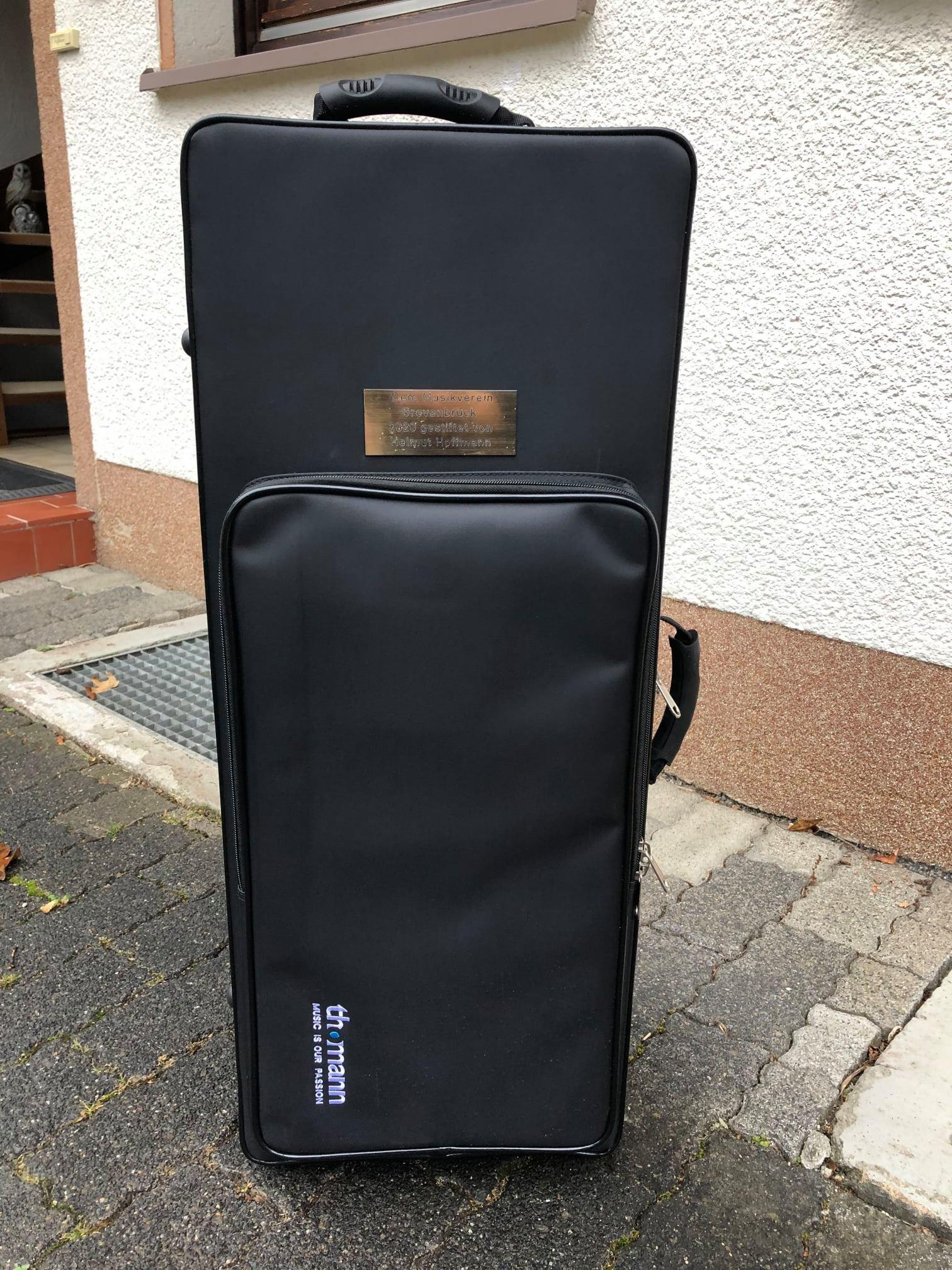 You are currently viewing Ein Hoch auf die Ehrenmitglieder des Musikvereins!