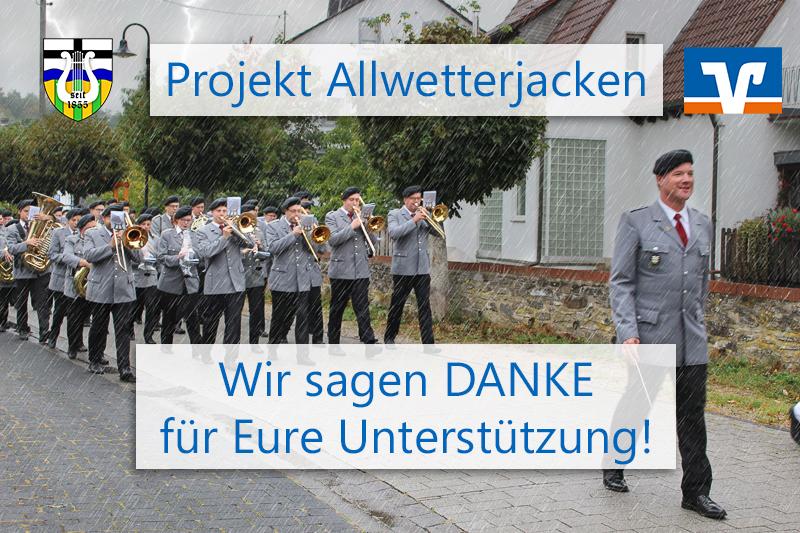 Read more about the article Wir sagen DANKE für EURE Unterstützung!