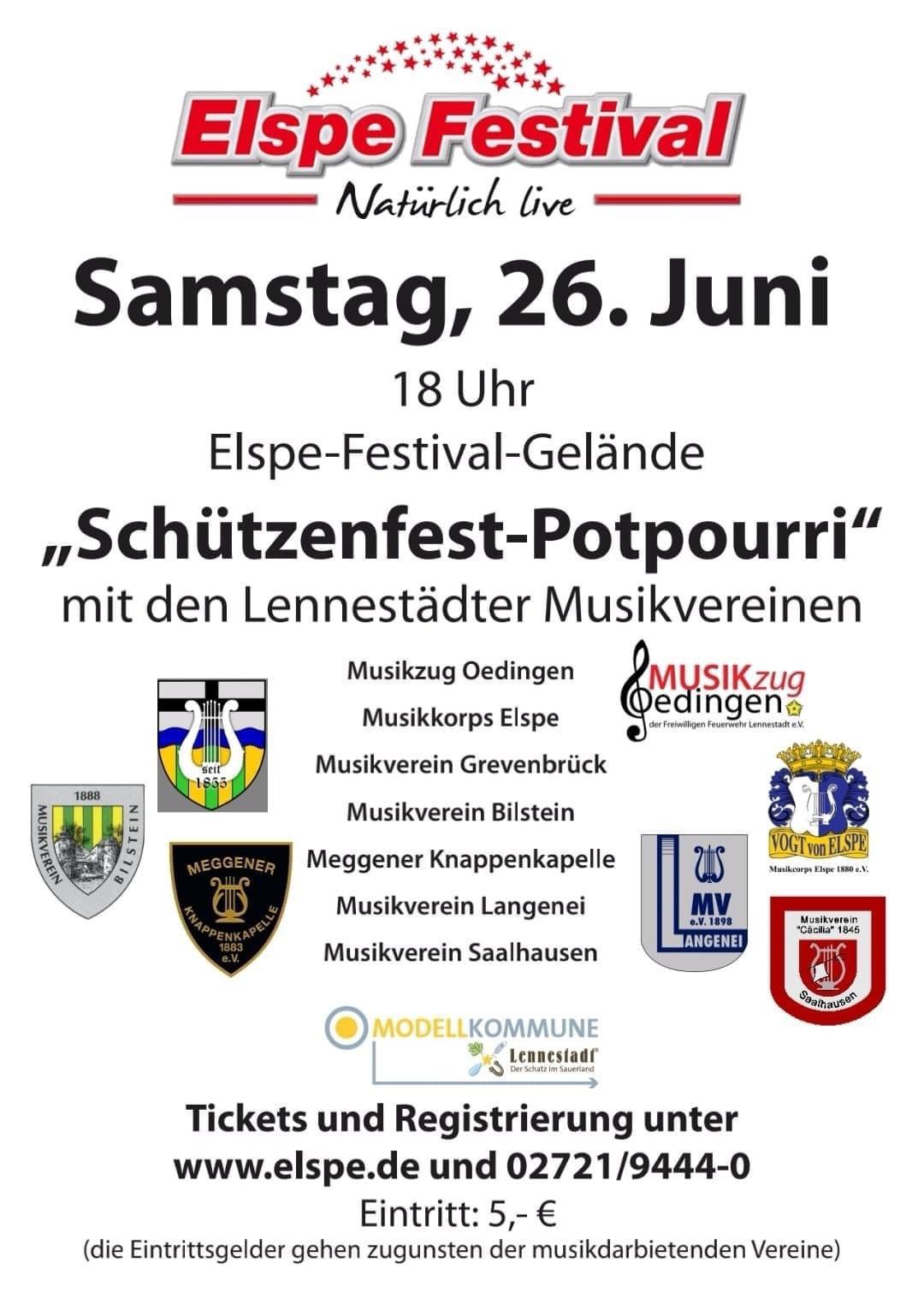 Read more about the article Schützenfest – Potpourri